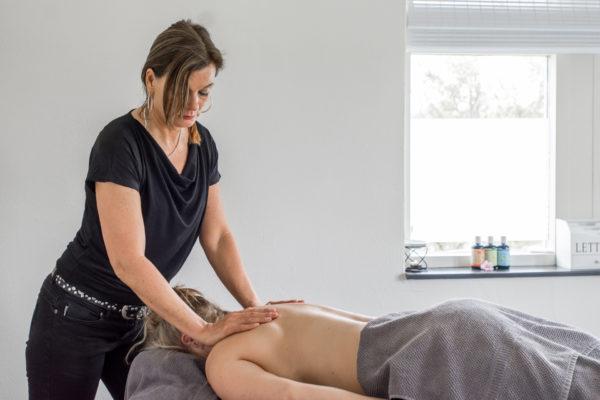 Marit Visser ontspanningsmassage